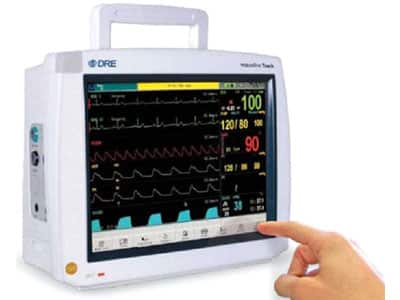 Dre Waveline Touch Patient